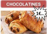 Vente de chocolatines à compter du lundi 23 janvier