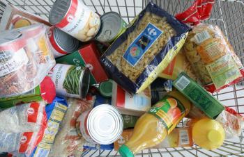 Collecte alimentaire du 3 au 7 avril