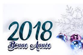 Calendrier du mois de janvier 2018