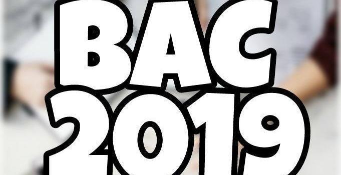 Inscriptions aux épreuves du Baccalauréat 2019