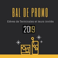 Bal des Terminales 2019