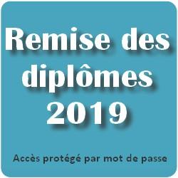 Protégé: Remise des diplômes 2019